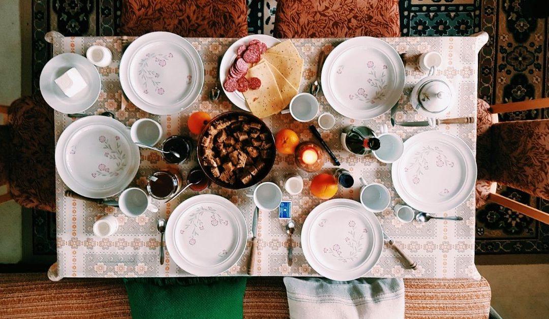 Jesus Had Dinner with Sinners