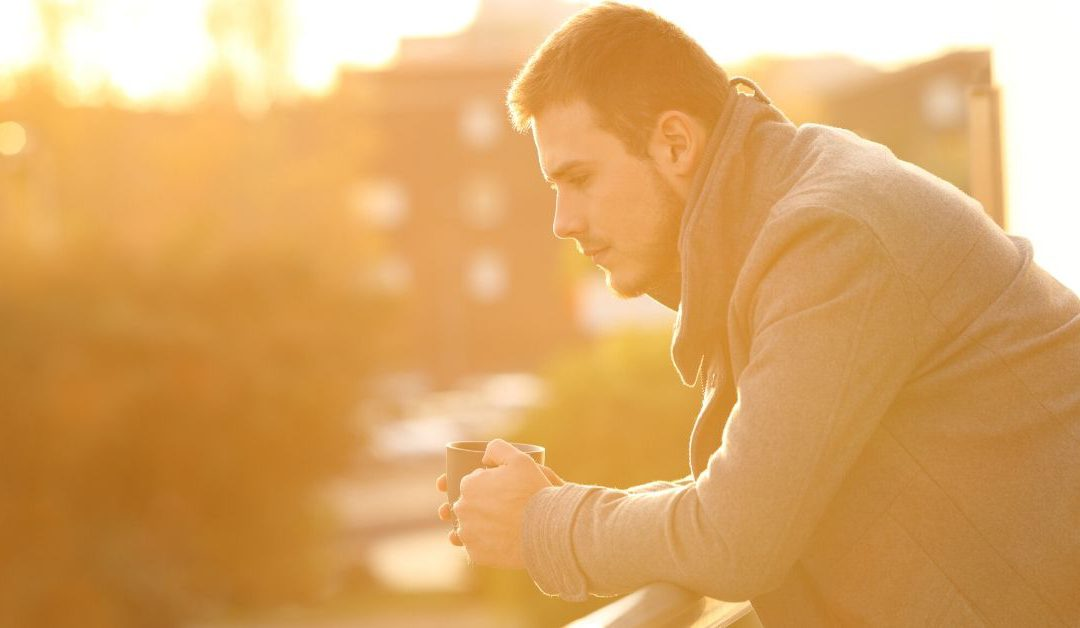 Men: It's Okay If You're Struggling With Isolation. These Tips Will Help You