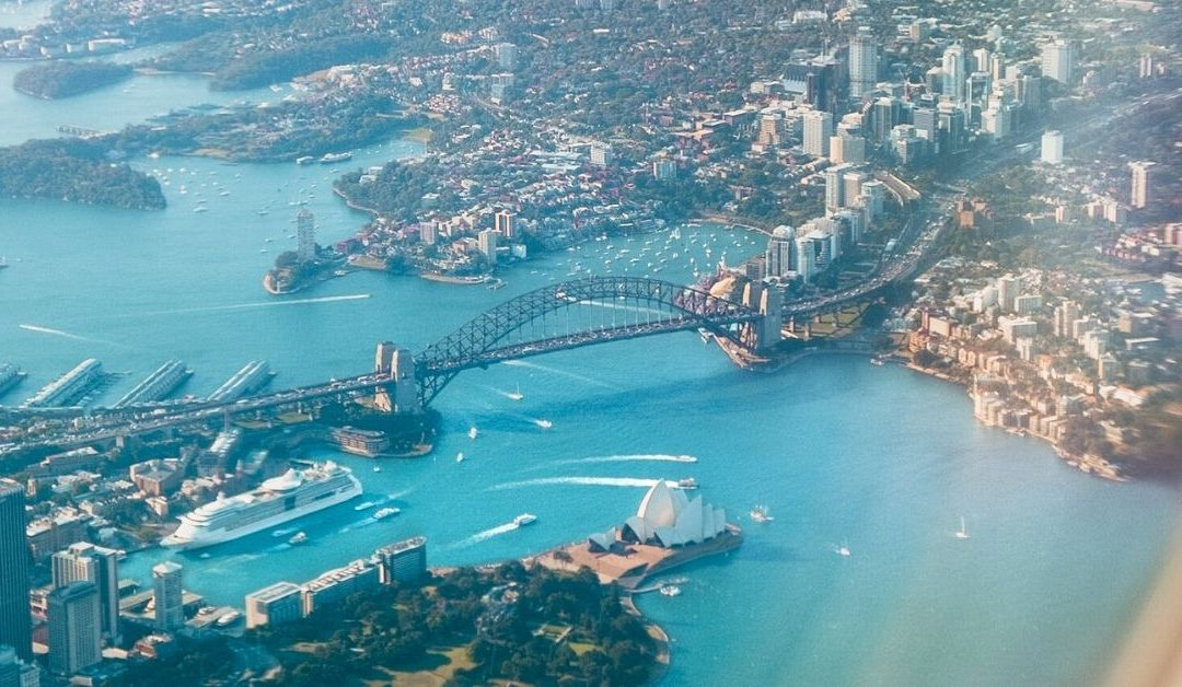 How COVID-19 is Likely to Affect Australia's Population Forecast
